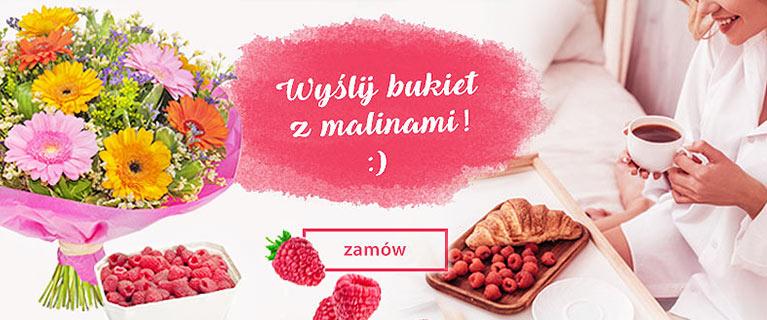 Bukiet_Maliny