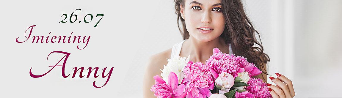 Kwiaty dla Anny