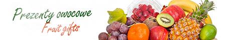 Prezenty owocowe