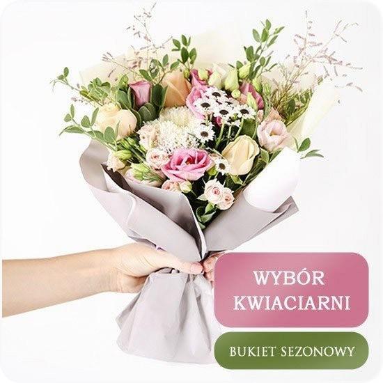 Bukiet Florysty Poczta Kwiatowa Kwiaty Mieszane I Sezonowe