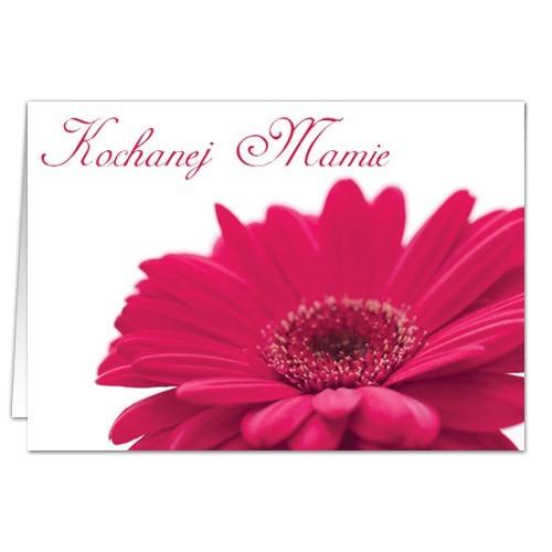 Złóż Mamie życzenia Na Dedykowanym Bileciku Dzień Matki