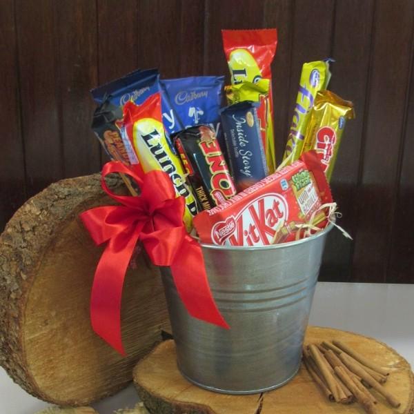 Chocolate Bucket