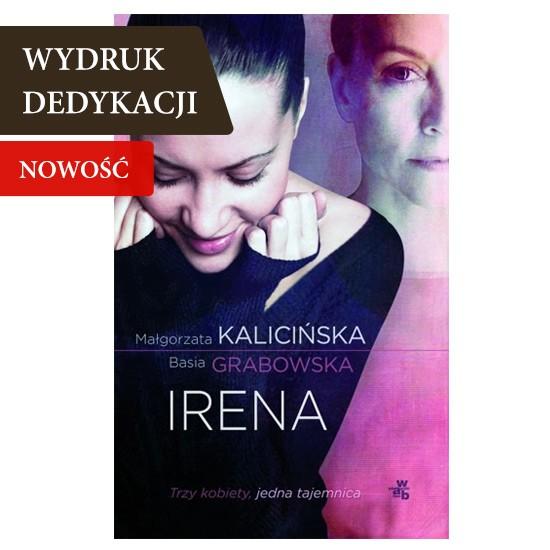 Irena, książka na prezent