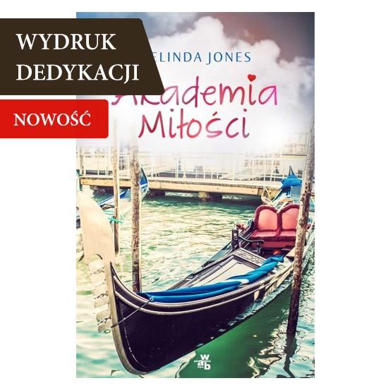 Akademia miłości, książka z dedykacją