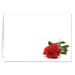 Bilet róża