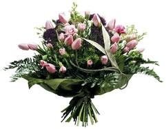 Kwiaty Wspaniały dzień