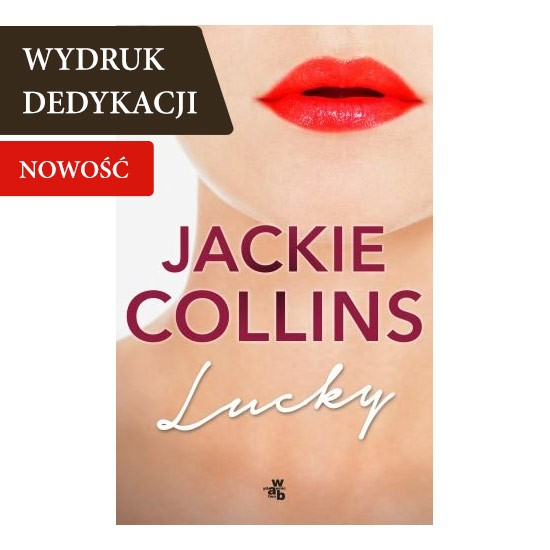 Lucky, książka dla kobiety z dedykacją
