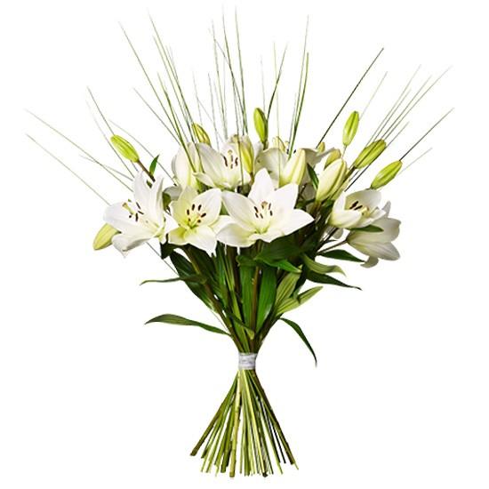 Bukiet lilii