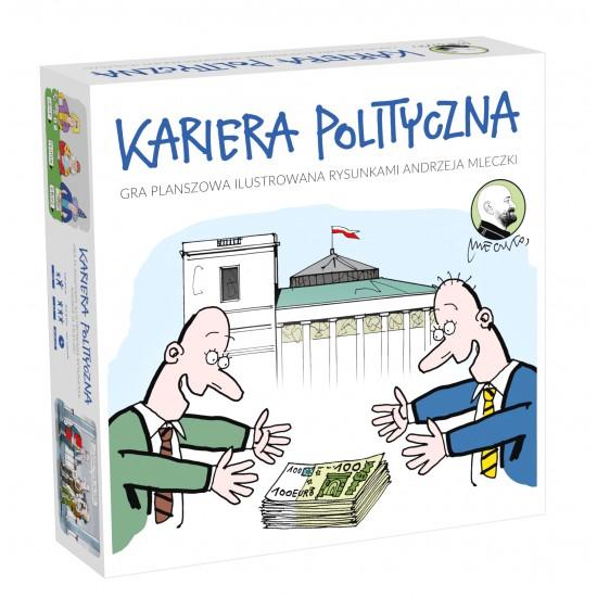 Gra planszowa Kariera Polityczna