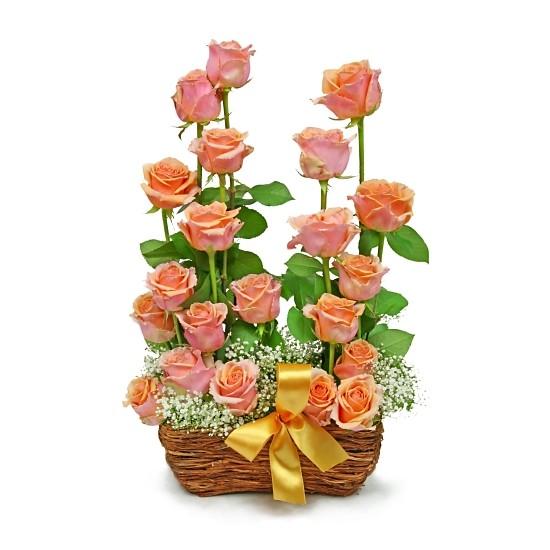 Kompozycja Różany ogród