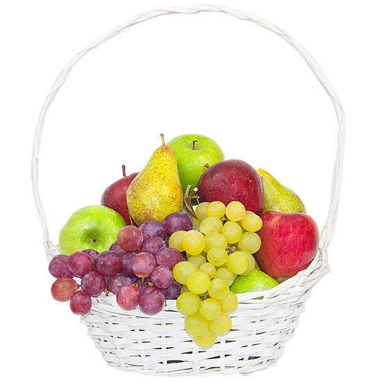 Kosz owoców klasyczny