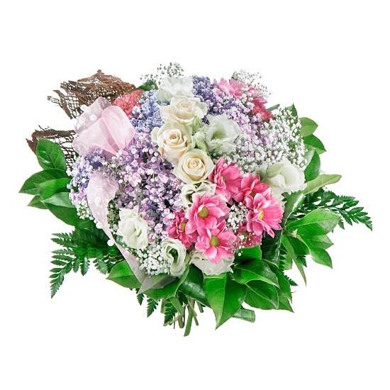 Kwiaty Pastelowe