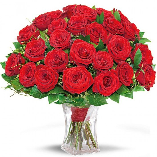 Rubine bouquet