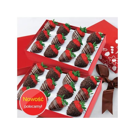 Truskawki w czekoladzie Harmonia
