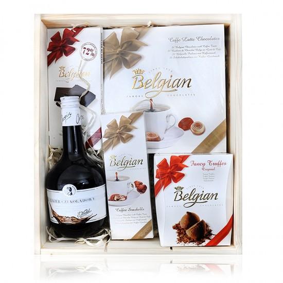 Belgijska słodycz