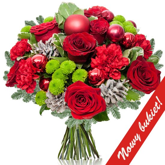 Bouquet Christmas aura