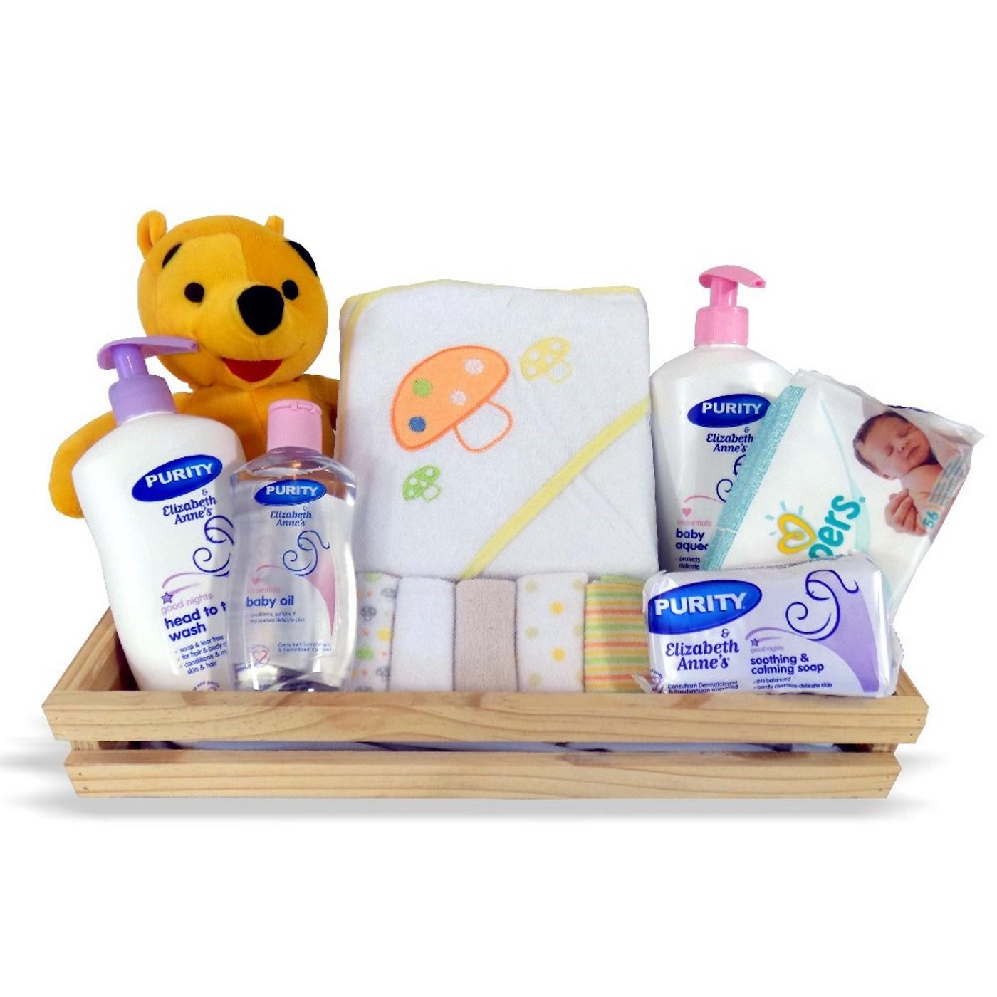 Baby Box Bear
