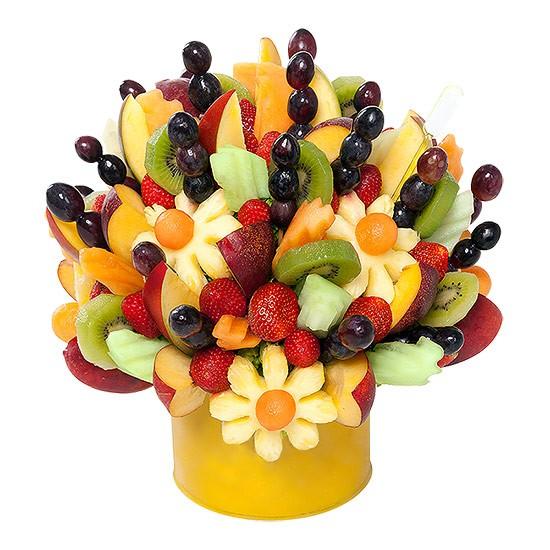 Bukiet owocowy Fantazja, bukiet owoców z dostawą