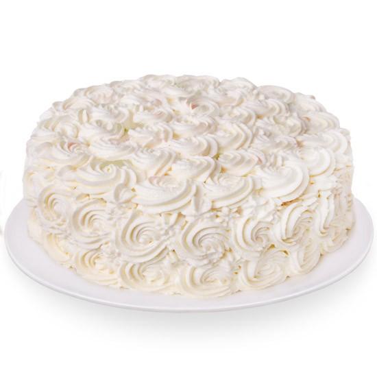 Tort śmietankowy, tort z bitą śmietaną, tort z dostawą