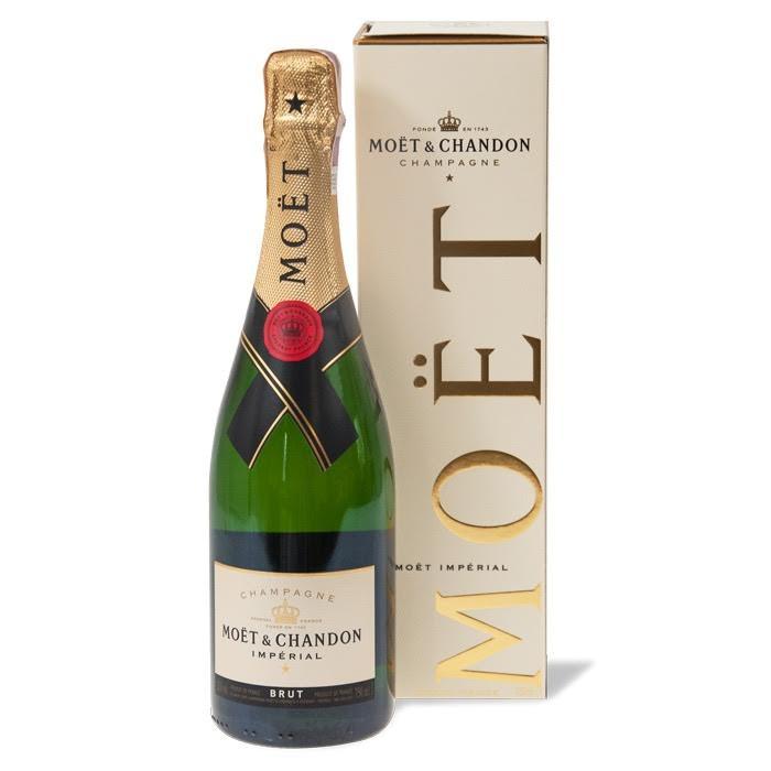 Szampan Moët & Chandon Impérial, francuski szampan