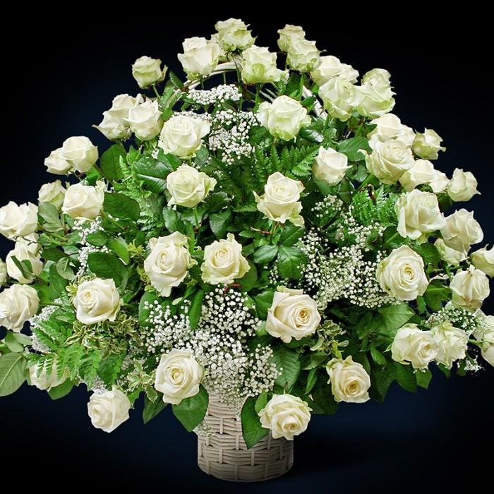 Super Perłowy welon - Poczta Kwiatowa® oferta ekskluzywna, bukiet ślubny CS38