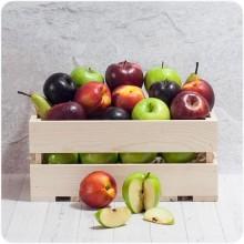 Skrzynka owoców sezonowych