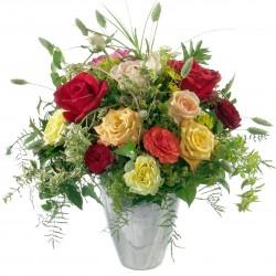 Bajkowe róże