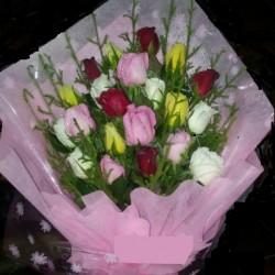 Bukiet mix kwiatów