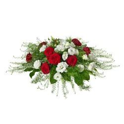 """Aranżacja pogrzebowa """"Miłość"""""""