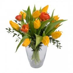 Bukiet wiosenny - kwiaty sezonowe