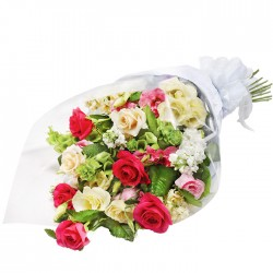 The Romantic Story bouquet