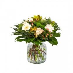 Bukiet kwiatowy kompozycja florysty
