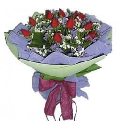 Bukiet róż (na okrągło)