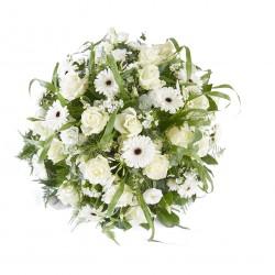 Wiązanka pogrzebowa Biedermeier