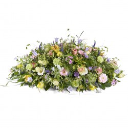 Funeral: Memory Funeral Bouquet Oval