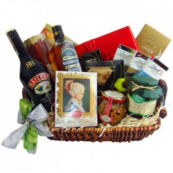 Gift basket for a VIP