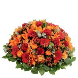 Memorial rouge orange