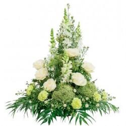 Elegancja - biała