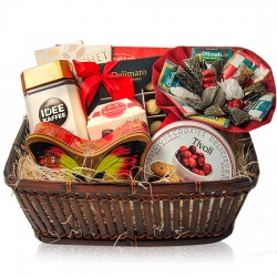 Tea lover basket