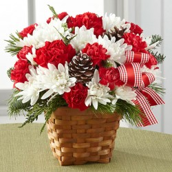 Holiday Happiness™ Basket