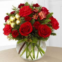 Holiday Gold™ Bouquet