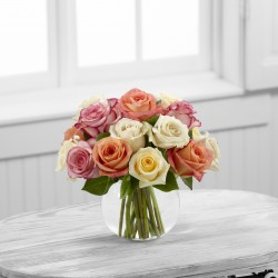 Sundance™ Rose Bouquet