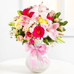 Różowa niespodzianka