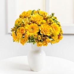 Żółta harmonia