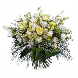 Bukiet wiosennych kwiatów - średni