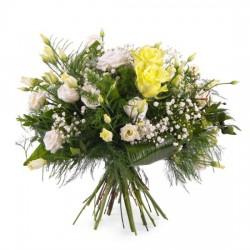 Bukiet wiosennych kwiatów - mały