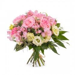Bukiet w odcieniach różu - S