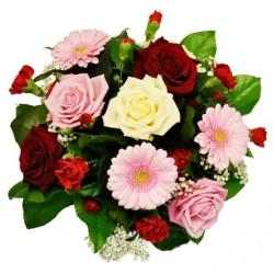 Moc kwiatów