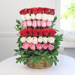 Kaskada róż