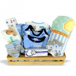 Baby Hamper Blue